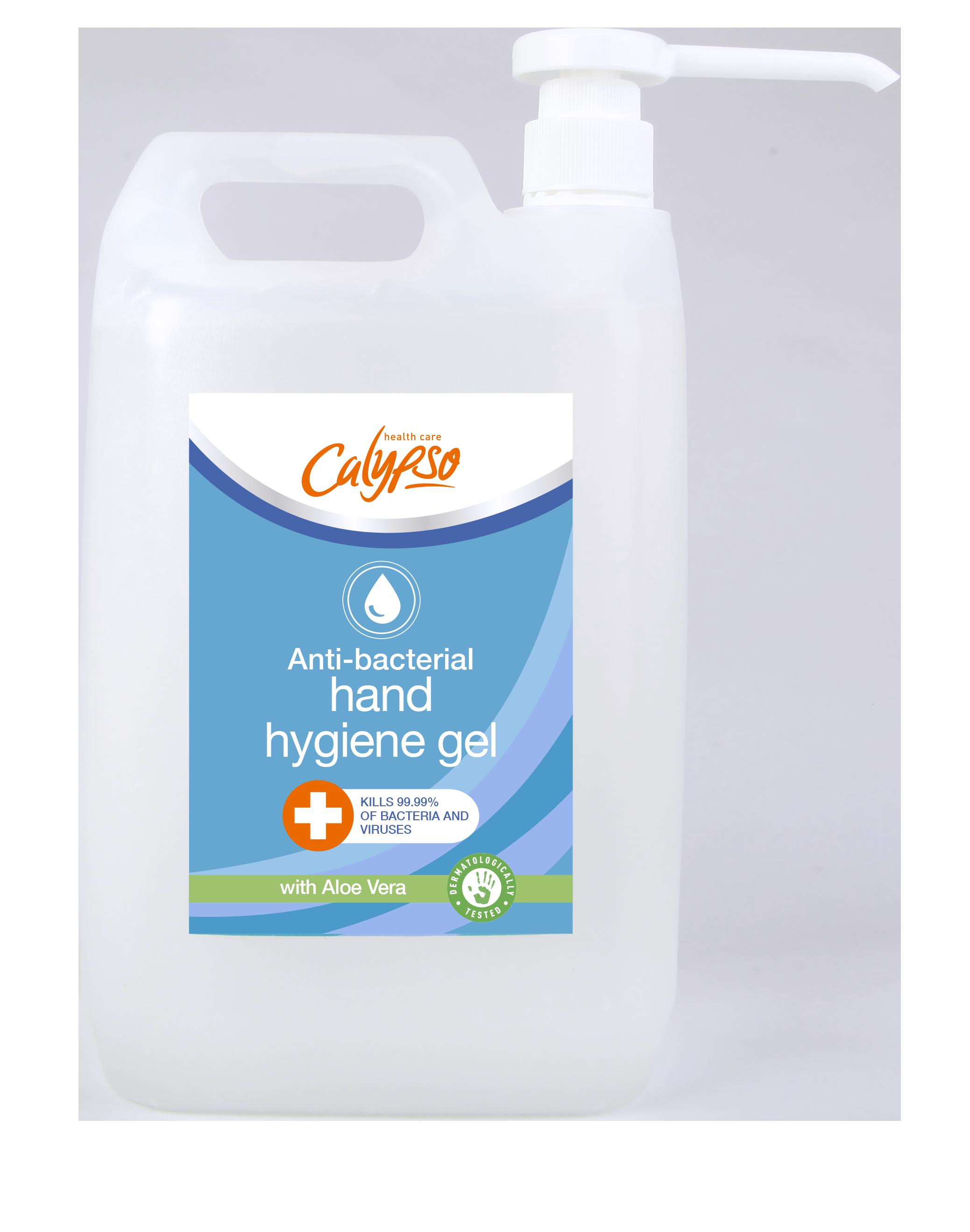 Hand Hygiene Gel 5L