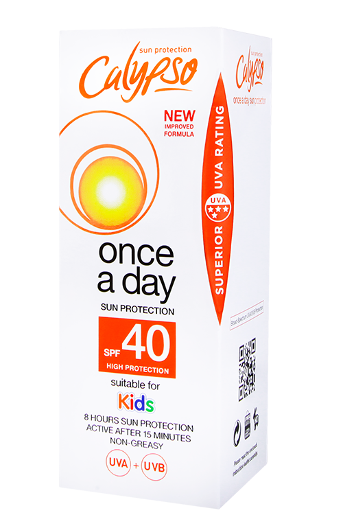 Once a Day Lotion SPF40
